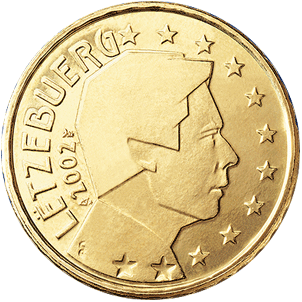 10 centimes Euro Luxembourg
