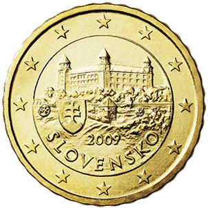 10 centimes Euro Slovaquie