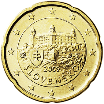 20 centimes Euro Slovaquie