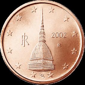 Monnaies euros italie for Coin torino