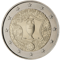 2 euros commémorative France 2016