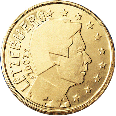50 centimes Euro Luxembourg