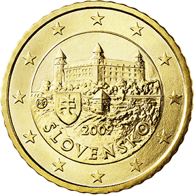 50 centimes Euro Slovaquie