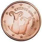 5 centimes Euro Chypre